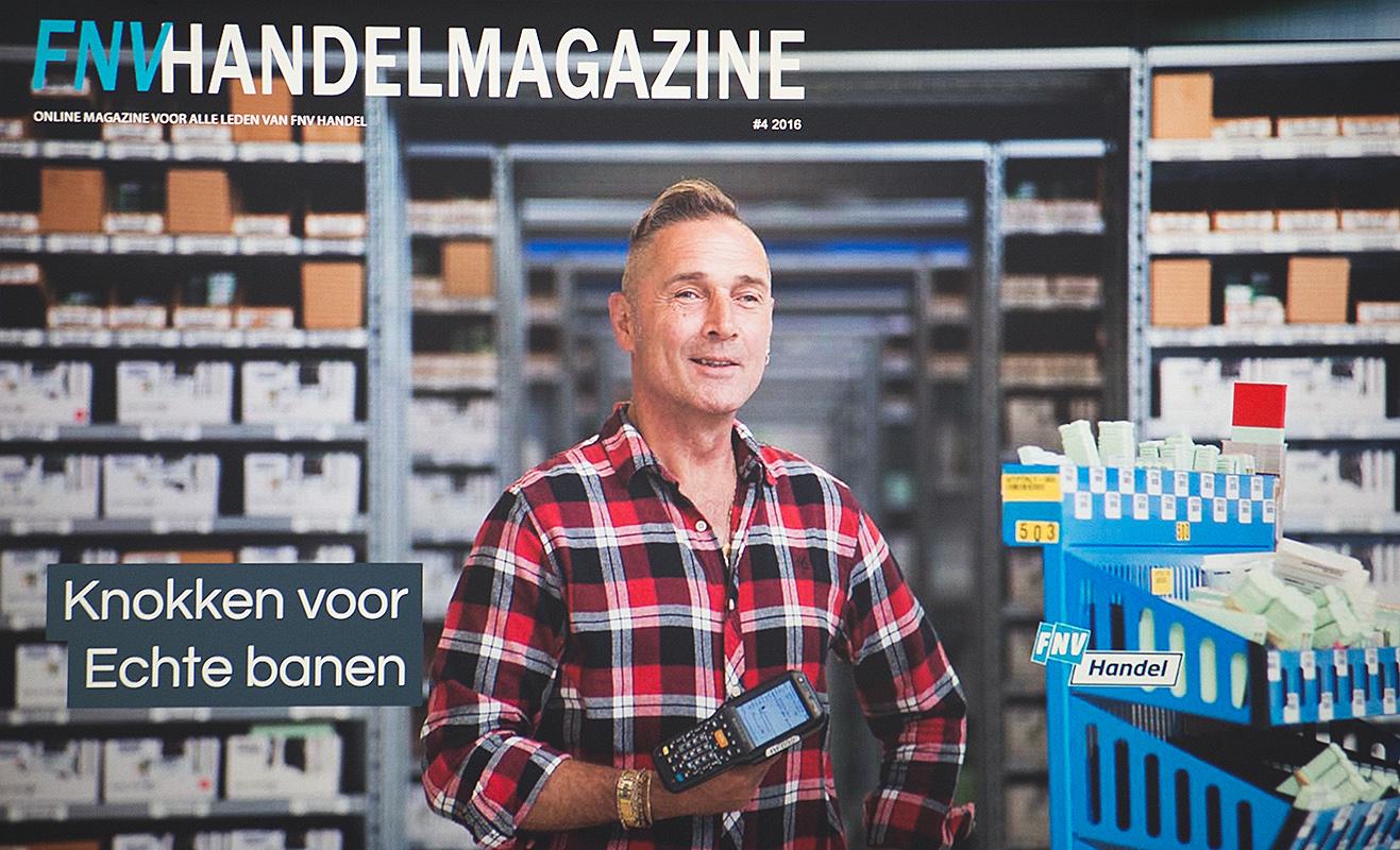 FNV, portret, reportage, FNV Handel FNV Magazine fotografie, liesbeth dinnissen, Utrecht
